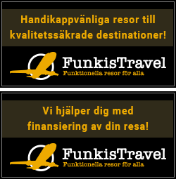 annons Funkis Travel