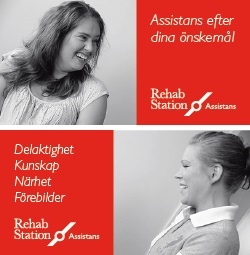 annons Rehab Sation Assistans