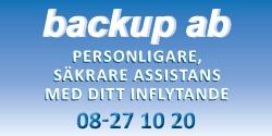 annons Backup