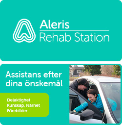 annons Aleris Rehab Station Assistans
