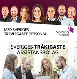 annons Nordica Assistans